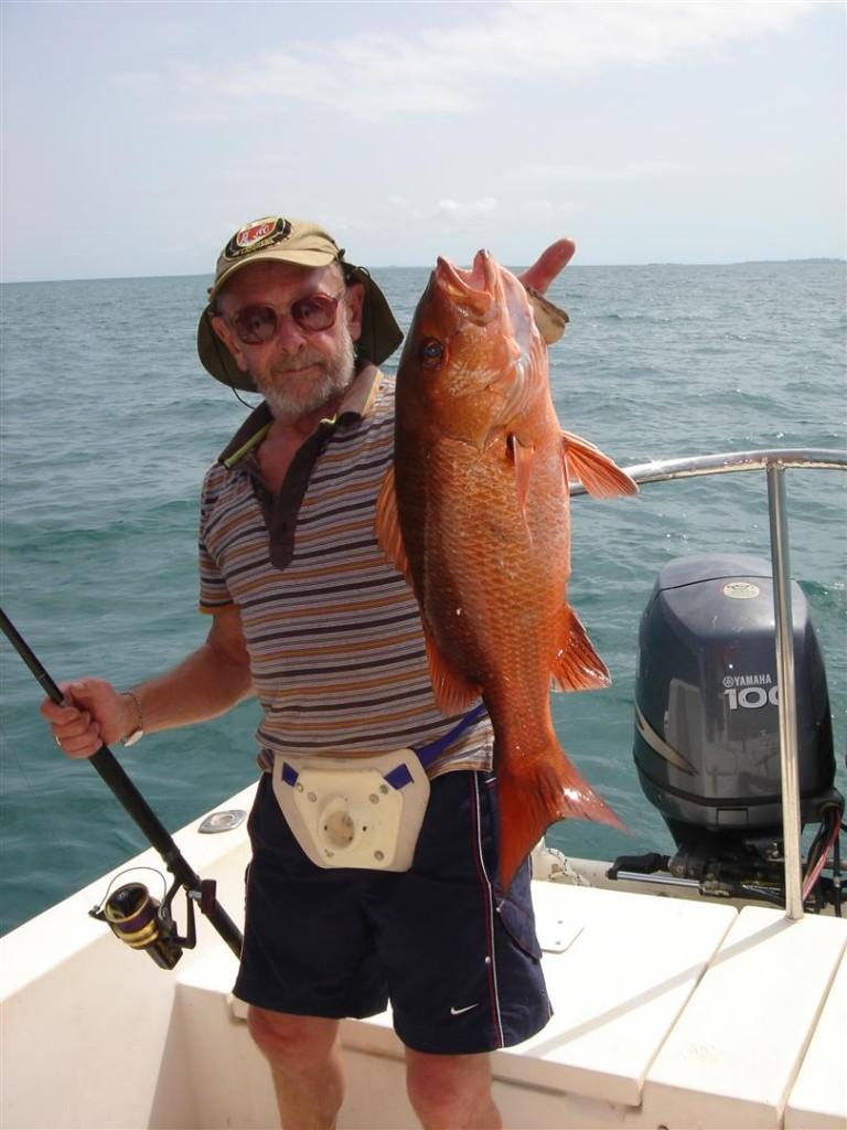 Guinea Bissau Red Snapper (Large)