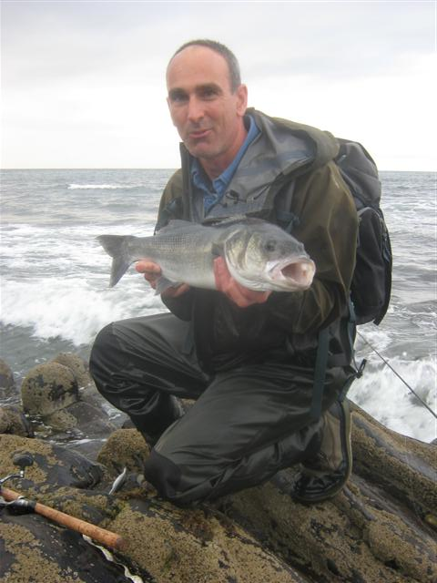 UK Visitor with a stunning catch - Matt Spence