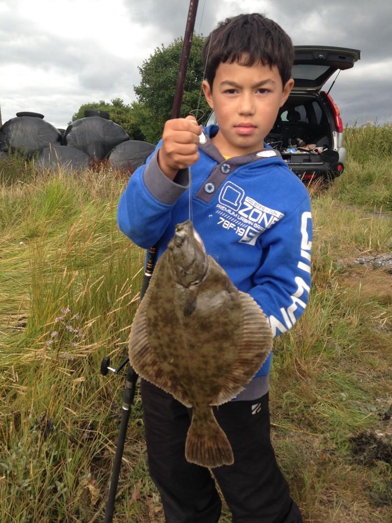 Keelans flounder