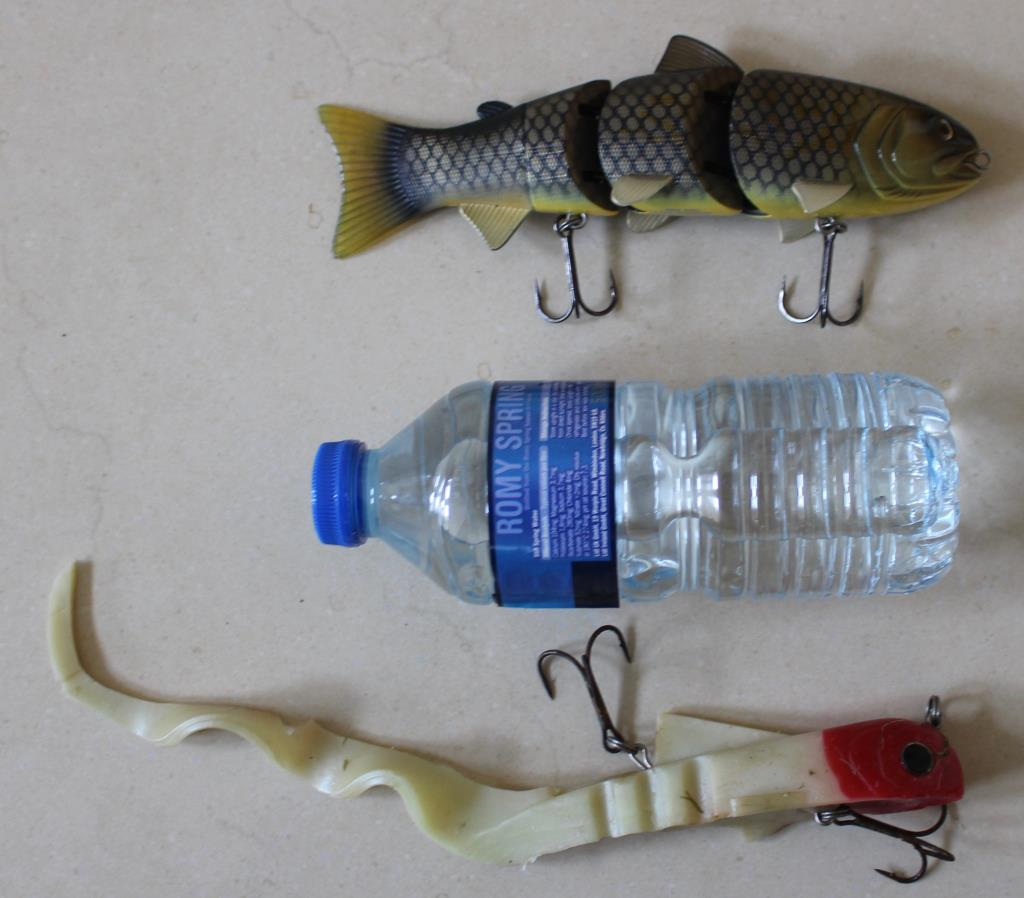 Pike lure size_Medium