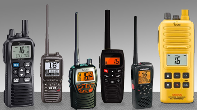 VHF is a must have!